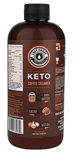 Keto Coffee Creamer with