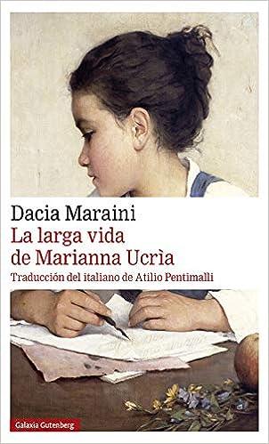 La larga vida de Marianna Ucrìa de Dacia Maraini