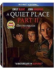 A Quiet Place Part II [Blu-ray + Digital]