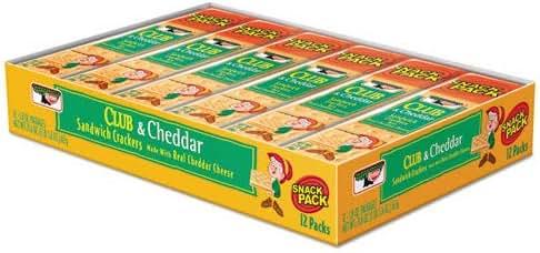 Crackers: Keebler Sandwich Crackers