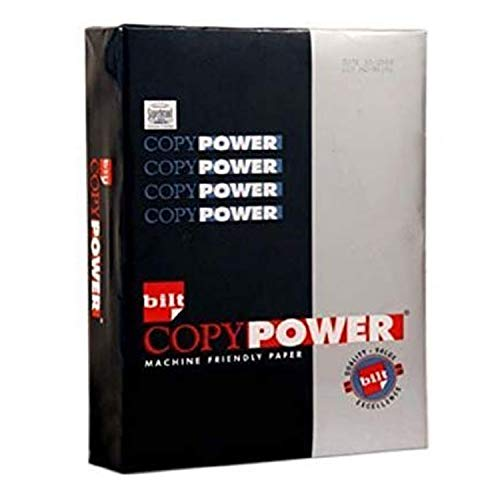 Green Way BILT Copy Power A4 Paper, 500 Sheets, 75 GSM, 5 Reams (B0821NVJKR) Amazon Price History, Amazon Price Tracker