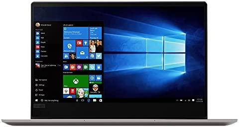 Lenovo Ideapad 720s Intel Core i7 8th Gen 13.3-inch Full HD Thin & Light Laptop (8GB RAM/512GB SSD/Windows 10 Home/MS Office H&S 2016/Platinum/1.14kg), 81BV008TIN