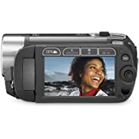 Canon FS22 Dual Flash Memory Camcorder w/32GB Internal Memory & 48x Advanced Zoom - 2009 MODEL (Discontinued by Manufacturer)