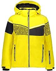 CMP Girls' Stars Print Ski Jacket, Girls, 30W0005