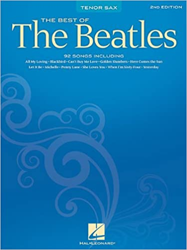 The Best of the Beatles: Tenor Sax