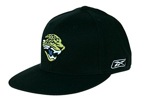 Reebok Jacksonville Jaguars Football - Jacksonville Jaguars NFL Men's Flex Hat, Black