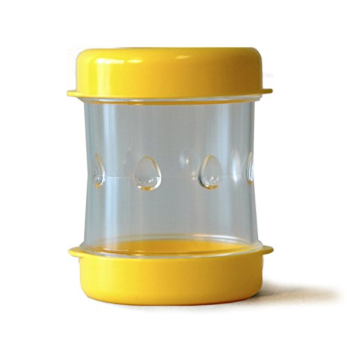 Egg Yellow Cup (THE NEGG BOILED EGG PEELER YELLOW)