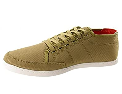 Boxfresh Sparko 4 Bronze Red White Mesh Nylon New Mens Trainers Shoes Boots-7 oy8tFm4