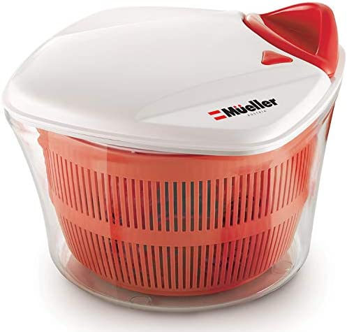 MUELLER Vegetable Anti Wobble Lockable Colander product image