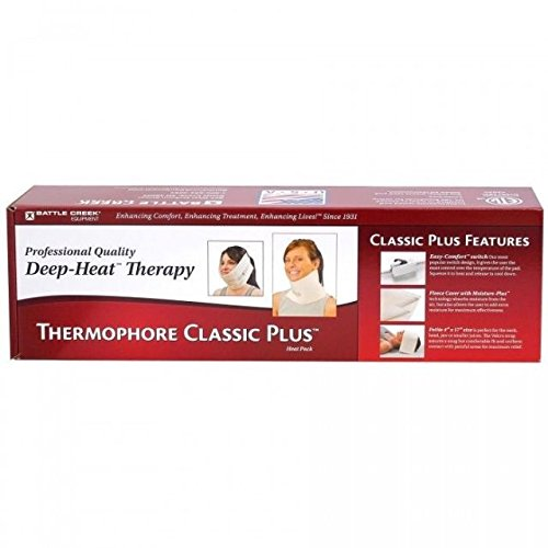Thermophore Classic Deep Heat Therapy, Petite, 4