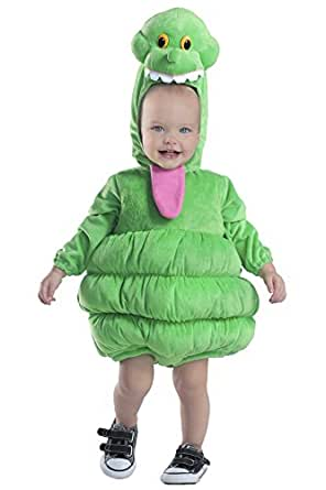 Princess Paradise Baby Boys' Ghostbusters Slimer Deluxe Costume, As Shown, 6 to 12 Months