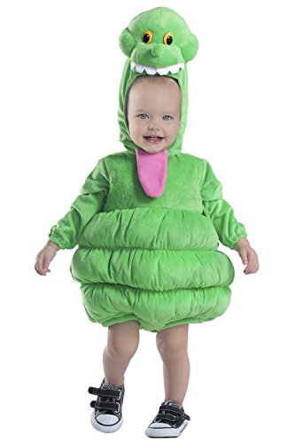 Princess Paradise Baby Boys' Ghostbusters Slimer Deluxe Costume, As As Shown, 12 to 18 Months -