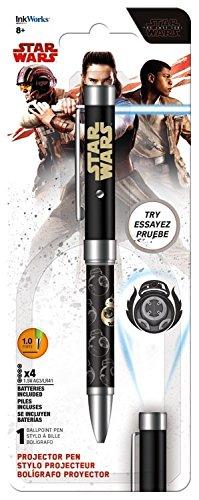 SW-TLJ Star Wars The Last Jedi Projector - Star Projector Jedi Wars