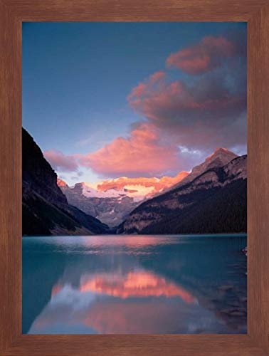 - Alpenglow, Lake Louise and Victoria Glacier, Banff National Park, Alberta, Canada by Tim Fitzharris - 30