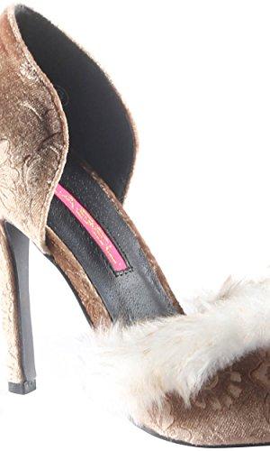 Hadari Femmes Hauts Talons A Souligné Orteil Robe De Soirée Pompe Chaussures