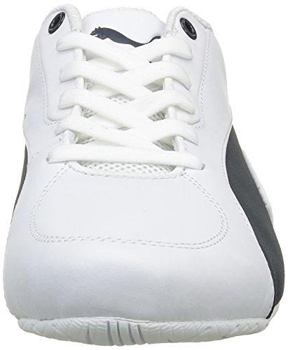 Drift Bmw 5 team Blue Ms Homme Basses white Baskets Cat Puma Blanc qEwFdE