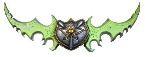World Of Warcraft Warglaive Of Azzinoth Weapon, Standard Color, One Size ()