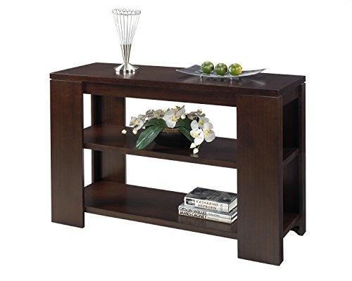 Progressive Furniture Waverly Sofa Table, Vintage Walnut -  P368-05