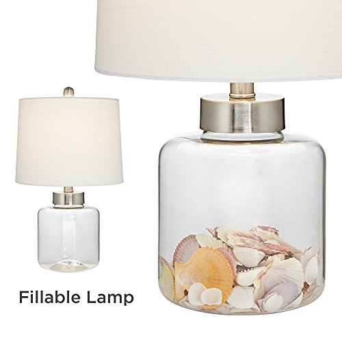Glass Canister Small Fillable Accent Lamp by 360 Lighting (Image #4)