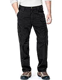 CQR Men's Tactical Pants Lightweight Assault Cargo...