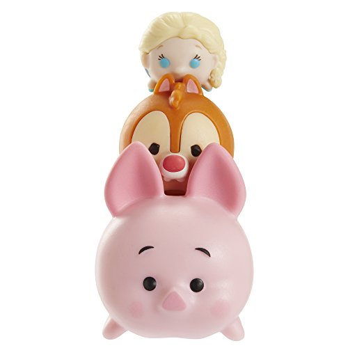 Tsum 3 Pack Figures Piglet Dale