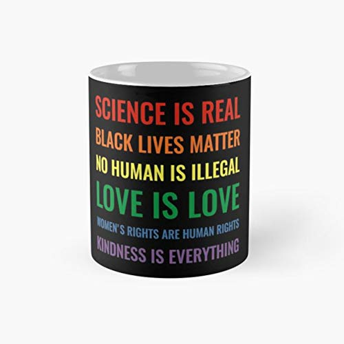 March For Science 110z Mugs