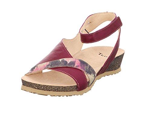 Sandals Purple 4 Fashion Women's Think pwqRaZ