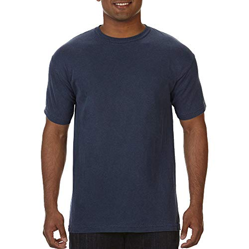 Mens Short Sleeve Garment - Comfort Colors - Garment Dyed Heavyweight Ringspun Short Sleeve Shirt - 1717