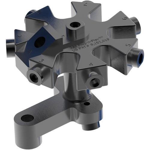360rize pro10センターCore for 10-camera 360プラグアンドプレイ対応ビデオリグ   B0764NP65V