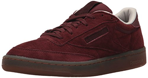 Reebok Men's Club C 85 G Sneaker, Burnt Sienna/Sand Stone/c, 12 M US