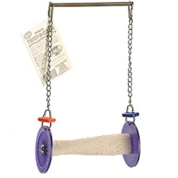 Polly\'s Twist-N-Swing for Pet Birds, Small