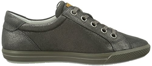 Ecco Summer Zone - Zapatillas para mujer Gris (DARKSHADOW/LION 50005)