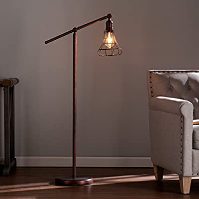 Southern Enterprises Tryker Floor lamp