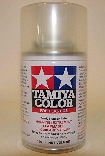 (Tamiya TS-80 Clear Flat Spray 100ml)