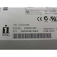 ZIP DRIVE Z250ATAPI P/N 04195D00 ATAPI-250, INTERNAL