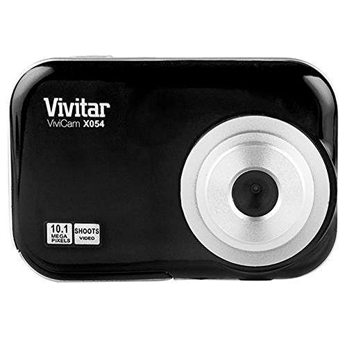 Vivitar VX054 10.1 Mega Pixel Digital Camera – Black