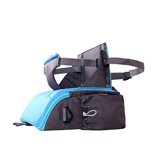 Per Multi-Function Waterproof Booster Seat &Diaper Bag Backpack For Predelivery Postpartum Mum And Infant Newborn Baby by Per