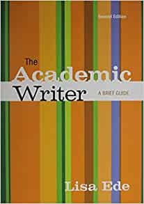 Academic writer 2nd edition
