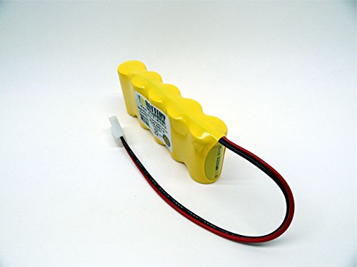 3PC 850.0014 Emergi-Lite/Kaufel by TOP BATTERY SOLUTIONS (Image #2)