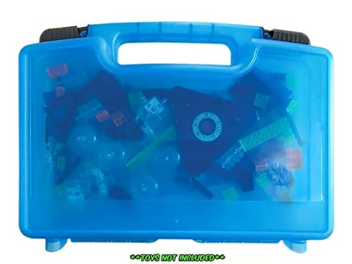 - Life Made Better Laser Pegs Case, Toy Storage Carrying Box. Figures Playset Organizer. Accessories Kids LMB