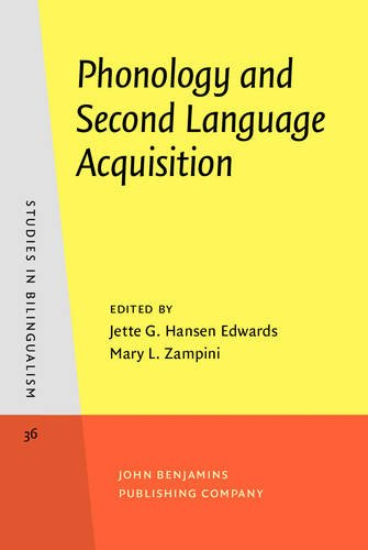Phonology and Second Language Acquisition (Studies in Bilingualism)