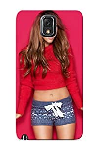 Pretty KlyPCWW1733UHktp Galaxy Note 3 Case Cover/ Ariana Grande Series High Quality Case For Thanksgiving Day's Gift by lolosakes