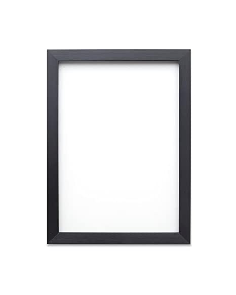 Brushed Black Picture frame/photo frame/poster frame - With an MDF ...