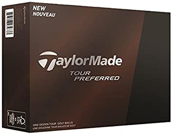 2015 TaylorMade Tour Preferred Golf Balls