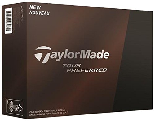 - TaylorMade Tour Preferred Golf Balls (1 Dozen)