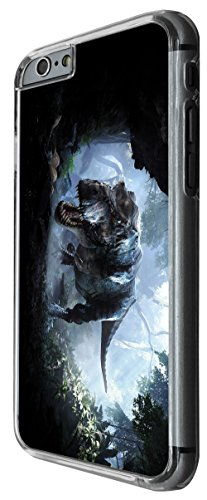 1056 - Cool fun dinosaur art t-rex triceratops stegosaurus spinosaurus (4) Design For iphone 5 5S Fashion Trend CASE Back COVER Plastic&Thin Metal -Clear