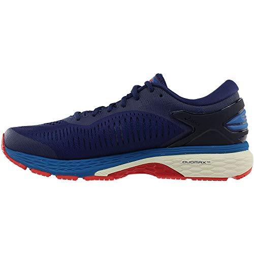 ASICS Gel-Kayano 25 Men's Running Shoe, Indigo Blue/White, 7 D(M) US by ASICS (Image #3)