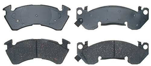 Caprice Brake Pad (ACDelco 17D614C Professional Ceramic Front Disc Brake Pad Set)