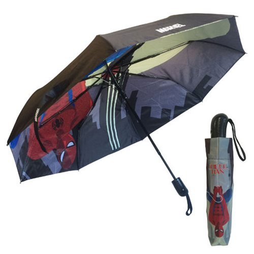 Marvel Comics Spider-Man Deco Inside Print Umbrella