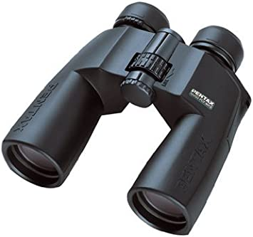 Pentax 12 X 50 Pcf Wp Ii Fernglas Mit Tasche Kamera